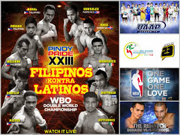 ABS CBN Sports continues to bring the best and latest sporting