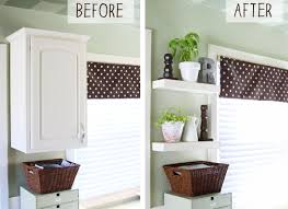 floating kitchen shelves with lights how to make floating kitchen shelves morespoons 351d2aa18d65
