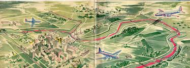 Fort Worth Map The Fort Worth Gazette Taming The Trinity River Where It All Began