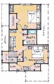 Log Cabin Floor Plans With Loft by 419 Best House Plans Images On Pinterest Small Houses House
