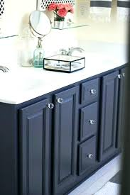 how to refinish bathroom cabinets how to refinish a bathroom cabinet bathroom refinished bathrooms