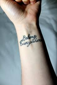 i really this meaning tattoos tatto quotes
