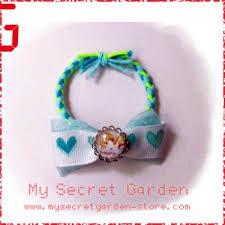 anime hair accessories hair ties bobbles bracelet hair clip