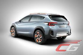 gray subaru crosstrek 2018 subaru xv to arrive in philippines by q3 2017 philippine