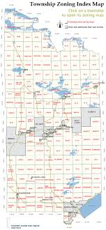 mn counties map county zoning and information