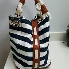 nautical bags nautical michael kors bag michael kors blue hamilton bag
