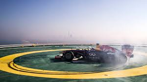 red bull racing f1 stunt burj al arab wallpaper hd car wallpapers