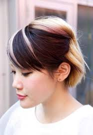 hair highlight for asian most popular asian hairstyles for short hair popular haircuts