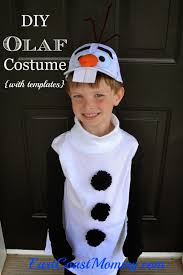 olaf costume east coast diy olaf costume