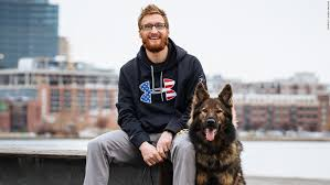 Evan Davis Blind Rio 2016 Blind Navy Veteran Hoping For Olympic Gold Cnn