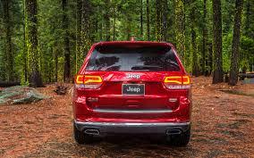 green jeep cherokee 2014 2014 jeep grand cherokee summit rear photo 43769183 automotive com