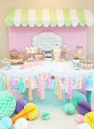 Vintage Furniture Los Angeles Rental Ice Cream Parlour Birthday Party Ideas Birthdays Birthday Party