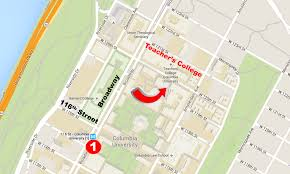 Columbia College Chicago Map by Columbia Teacher U0027s College Nyc Aphasia Groups