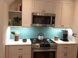 green subway tile kitchen backsplash 1022 best backsplash tile images on backsplash tile