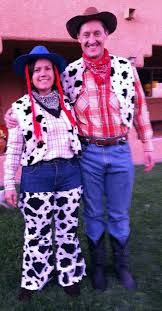 jessie and woody halloween costumes happy halloween u2013 toy story style u2013 christa quilts