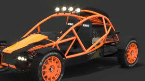 nomad car low poly ariel nomad car 3d model with pbr materials youtube