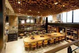 the bank a starbucks coffee theatre in amsterdam idesignarch