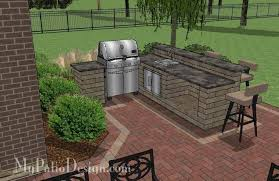 Large Brick Patio Design With 12 X 16 Cedar Pergola Outdoor by Large Courtyard Brick Patio Design With Outdoor Kitchen And Fire