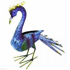 buy rolson peacock garden ornament 39 99 mahahome