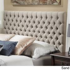 make your tufted headboards more interesting creatively bedroomi net