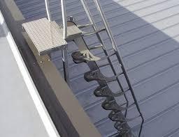 Alternate Tread Stairs Design Aluminum Alternating Tread Stair On Designer Pages