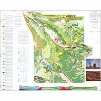 map of southern utah utah maps from omnimap a leading international map store with
