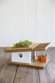 birdhouse home decor sunset modern modern birdhouses by sourgrassbuilt com design