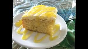 hawaiian pineapple poke cake youtube