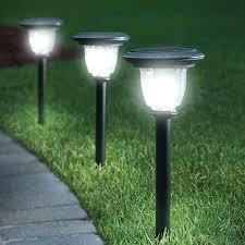 Backyard Solar Lighting Ideas Charming Outdoor Solar Light Fixtures Fence Lighting Solar Lights