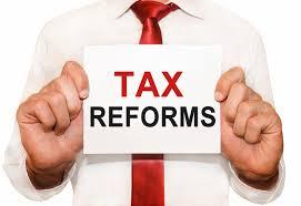 trump tax reform trump tax reform act of 2017 vantage financial partners limited