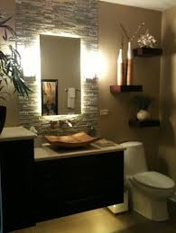 Bathroom Mirrors Chicago Floating Led Bath Spa Lights Tropical Bathroom Tile Mirror And Hana