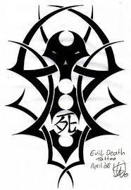s k w tattoo design tribal funsite tribal tattoo big