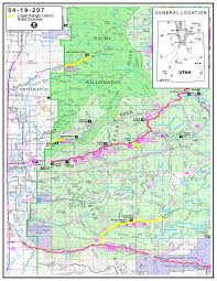 Map Of Logan Utah by Uinta Wasatch Cache National Forest News