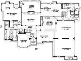 6 bedroom house plans 6 bedroom floor plans home planning ideas 2017