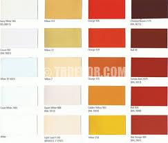 sigma paint color chart pdf ideas ral koder sigma paint color