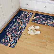 kitchen beautiful soft kitchen mats kids area rugs navy blue