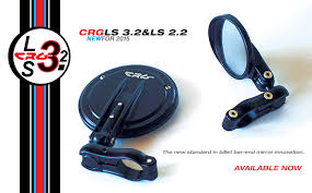 Blind Spot Mirrors For Motorcycles Crg Mirrors Designed And Manufactured In California Usa