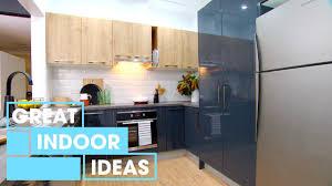 Indoor Kitchen Modern Kitchen Makeover Indoor Great Home Ideas Youtube