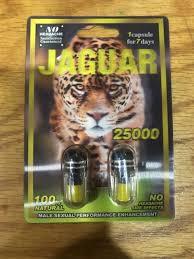 6 x pills jaguar 11000 man s male sexual enhancer just for 1 pill no