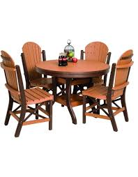 Patio Table And Chair Sets Table And Chair Sets South Texas Amish Furniture U0026 Amish