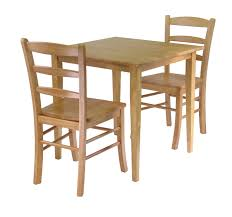 Two Seater Dining Table And Chairs Unfinished Dining Table Picture Dans Design Magz Stain Poly