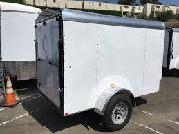 enclosed trailer exterior lights buy 2018 mirage 5x8 enclosed trailer oceanside ca conover