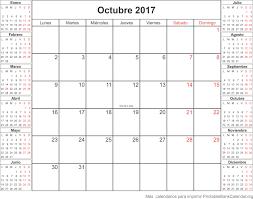 imagenes calendario octubre 2015 para imprimir octubre 2017 calendario para imprimir calendarios para imprimir