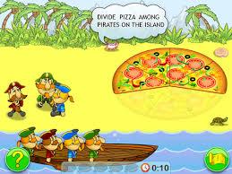 fractions smart pirates pick math app kids fun