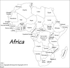 Madagascar Blank Map by Map Of Africa Black And White Deboomfotografie