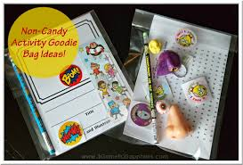 goodie bag ideas 3 garnets 2 sapphires non candy activity goodie bag party