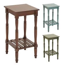 Wood End Tables Furniture Interesting Solid Wood End Tables For Interior