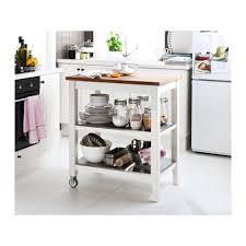 kitchen trolleys and islands stenstorp kitchen cart from ikea gives you extra storage utility