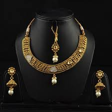 necklace wholesale images Ladies necklace ladies stylish necklace wholesale trader from delhi jpg