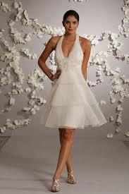 Halter Wedding Dresses Short Halter Top Wedding Dresses Styles Of Wedding Dresses